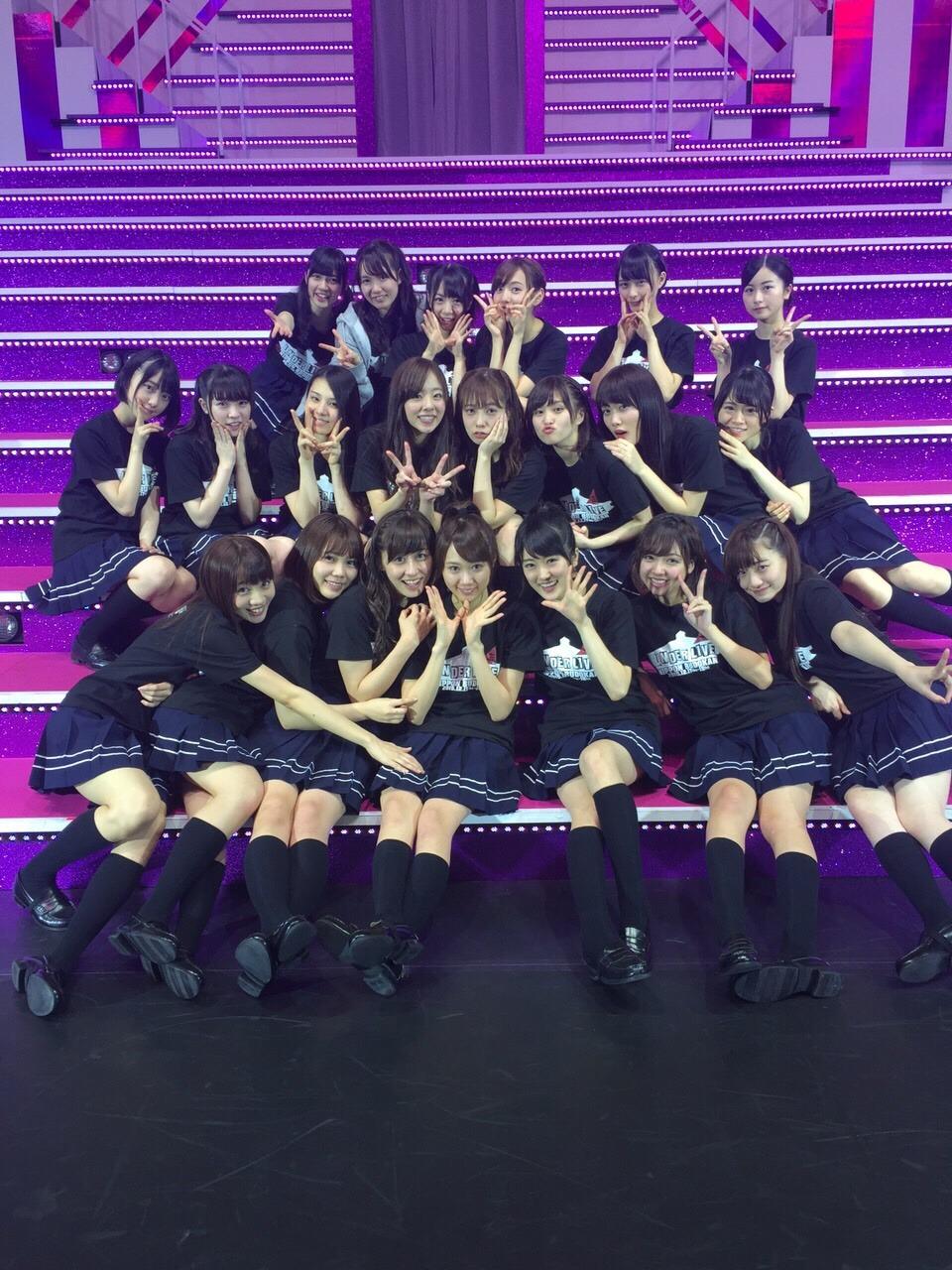 A Pop Idols 233320 Itou Karin Nogizaka46 伊藤かりん 乃木坂46