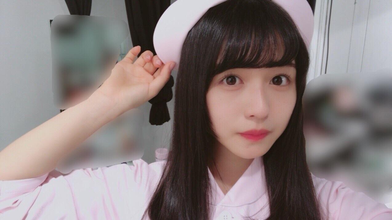 A Pop Idols 5618 Nagahama Neru Keyakizaka46 長濱ねる 欅坂46