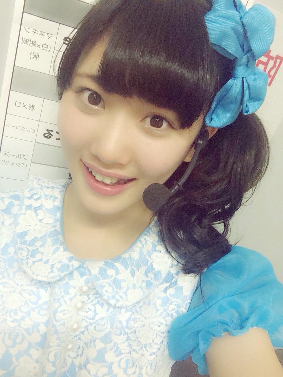 可愛い笑顔の伊藤純奈